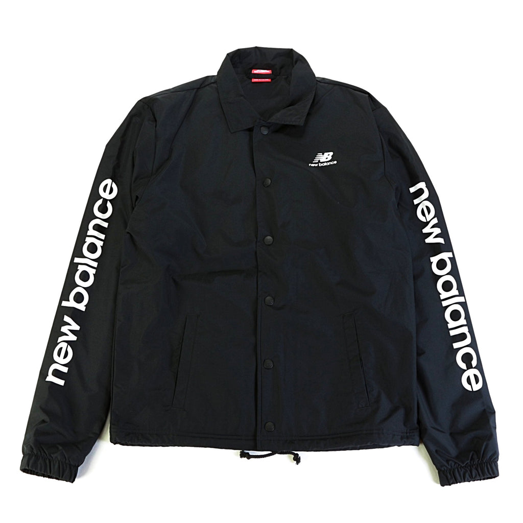 Essentials Winter Coaches Jacket - Black