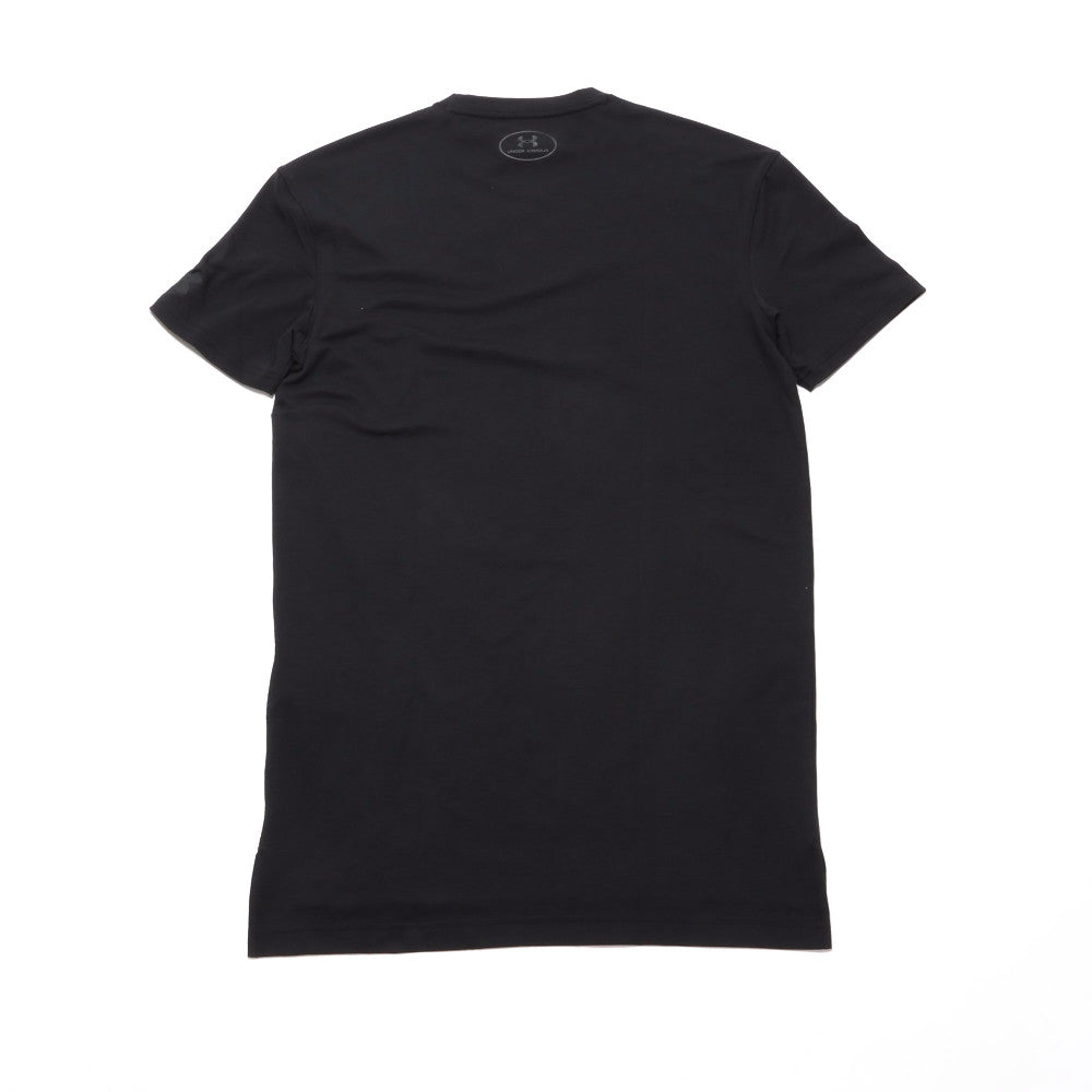 Courtside Stealth SS Tee - Black
