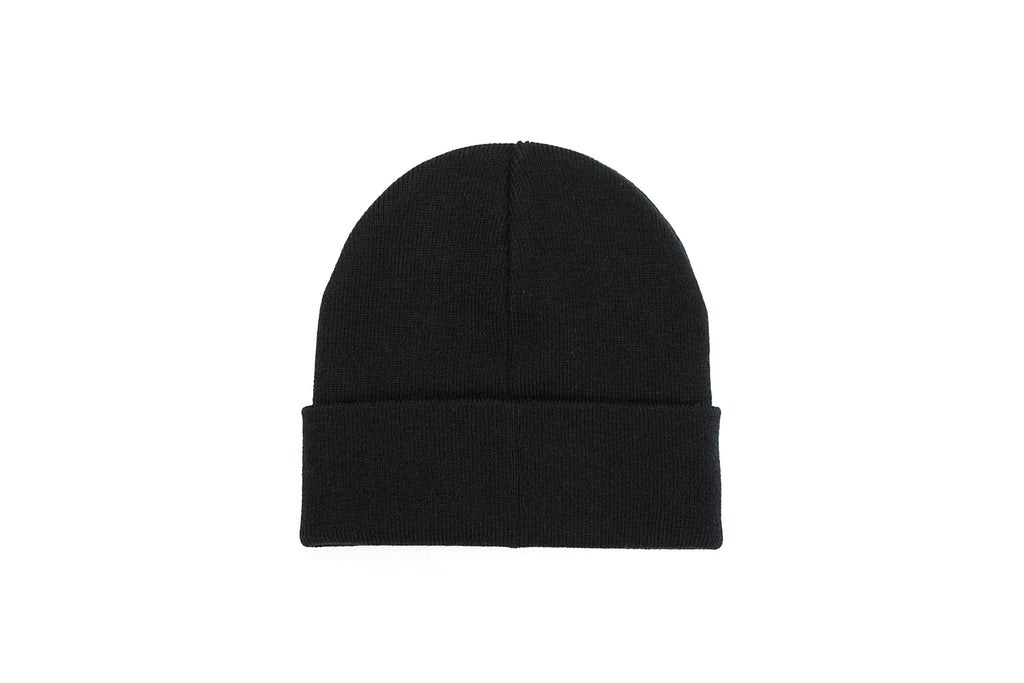 Cap Knit - Black