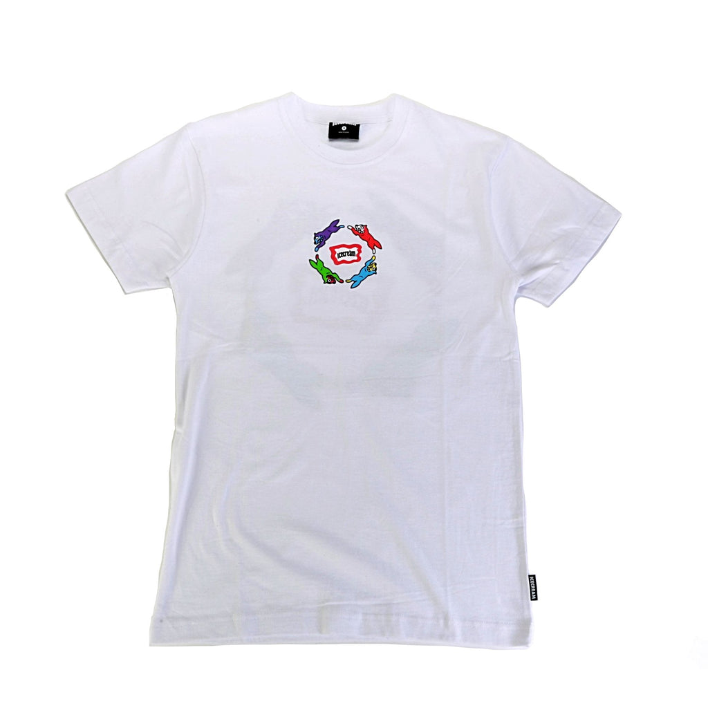 Cycle SS Tee - White