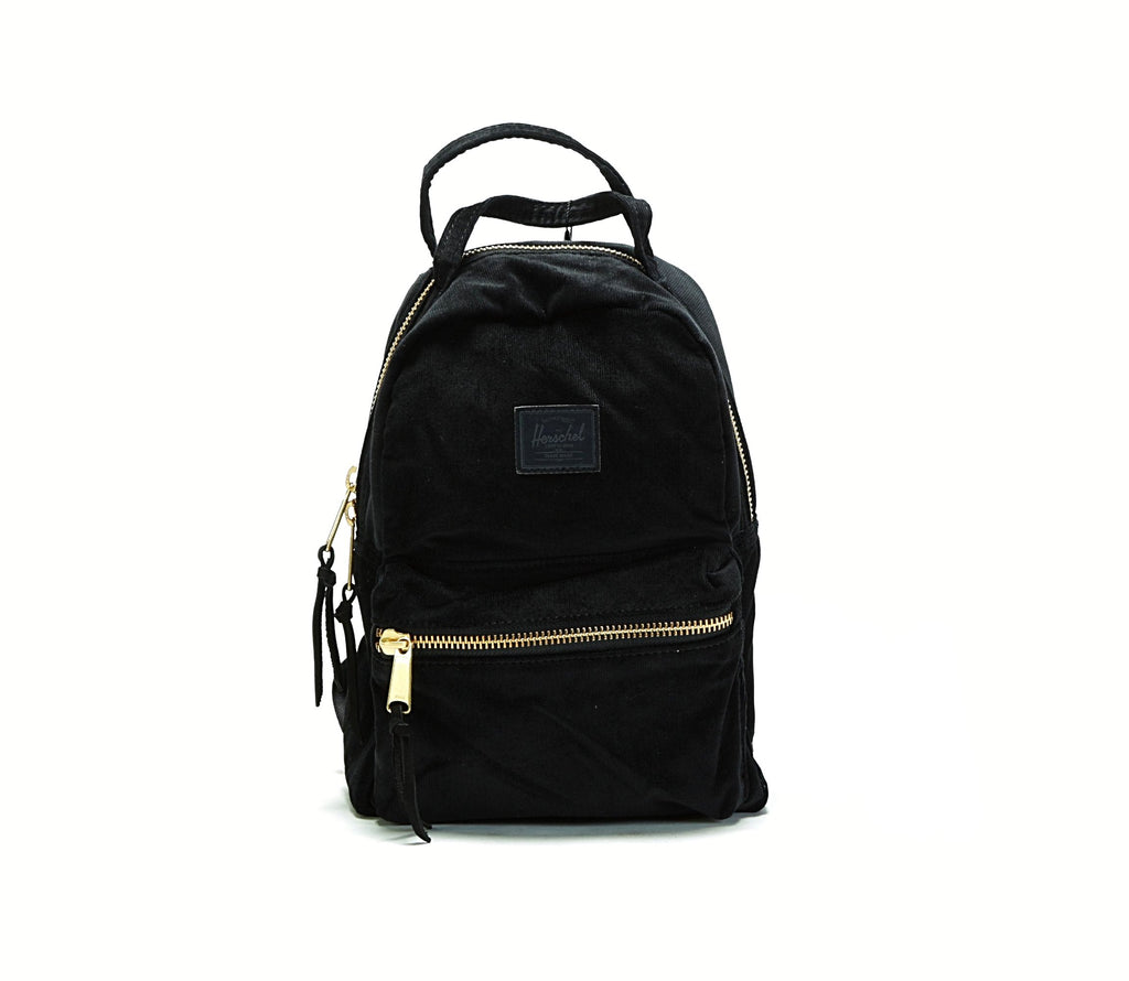 64dd935100e Nova Mini Backpack - (Corduroy) Black – PRIME