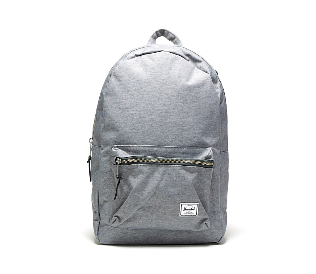Settlement Backpack - Mid Grey Crosshatch