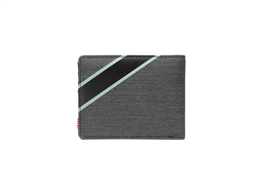 Roy Wallet - (Offset) Black/Smoked Pearl/Black Denim