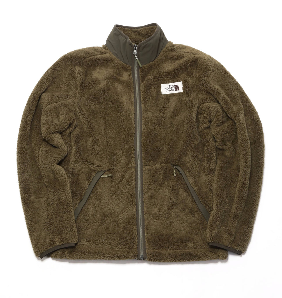 Campshire Full Zip - Burnt Olive Green