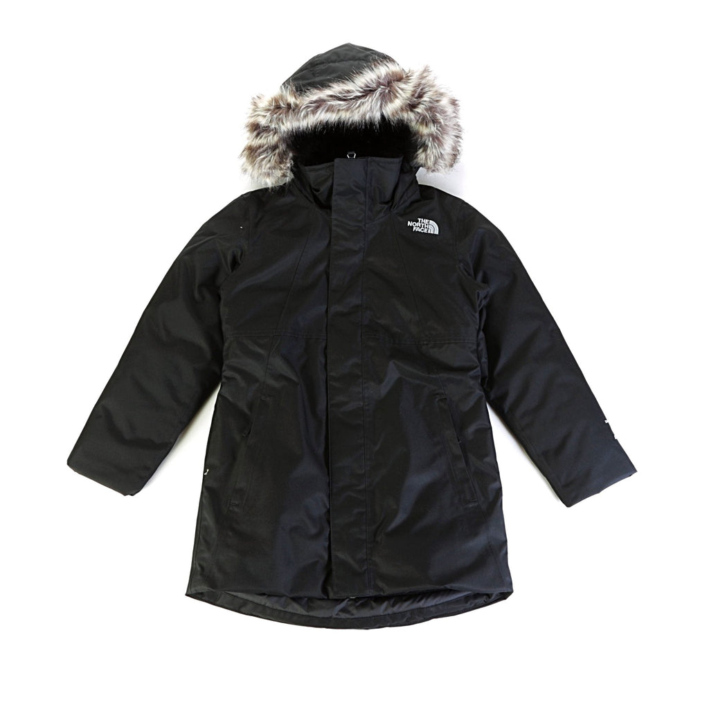 205a0cd88 Girls  Arctic Swirl Down Jacket - Black Black – PRIME