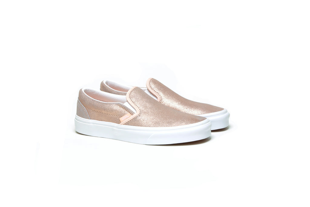 Classic Slip-On - Rose Gold/Rose Gold