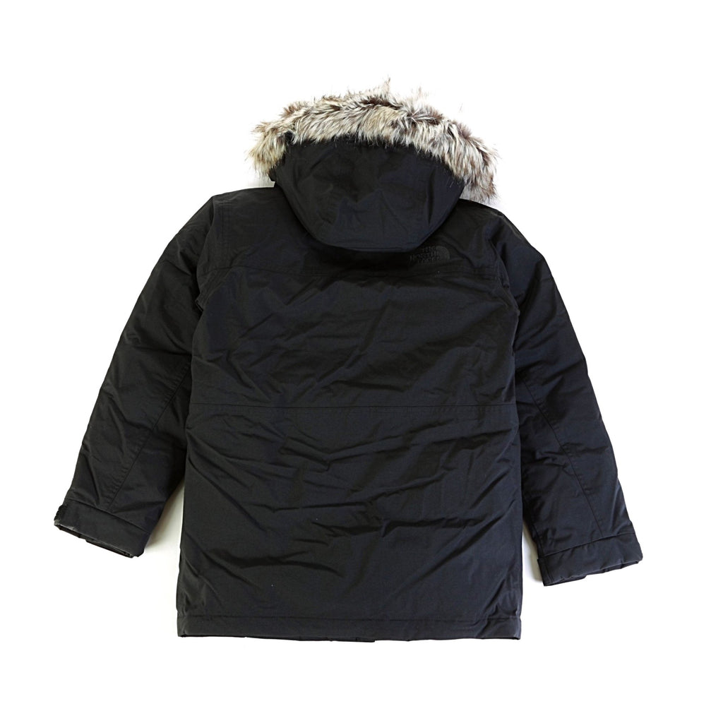 Boys' McMurdo Down Parka - Black/Black