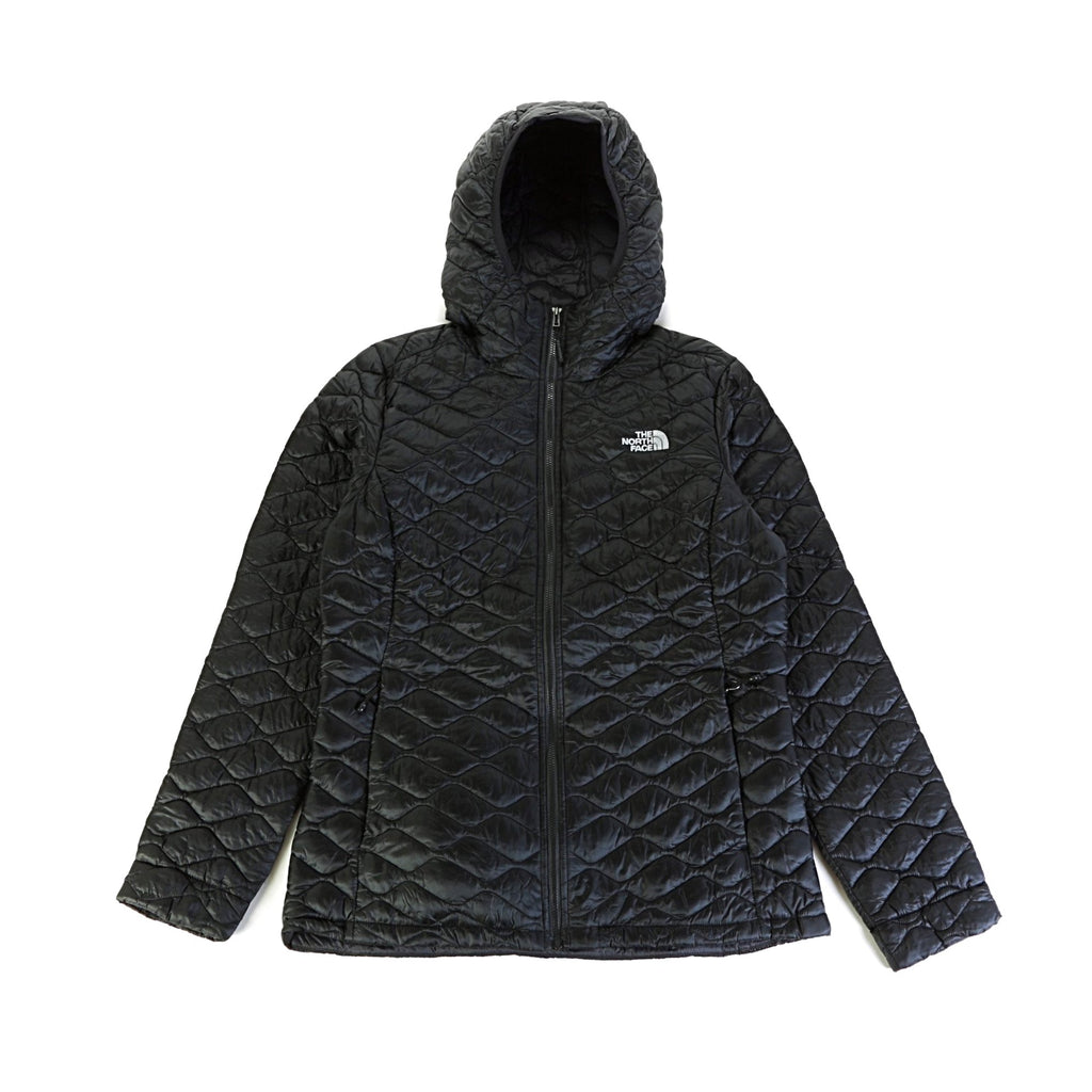 Women's Thermoball Hoodie - Black