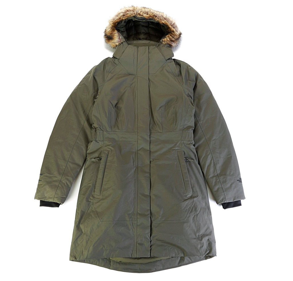 Women's Arctic Parka II - New Taupe Green