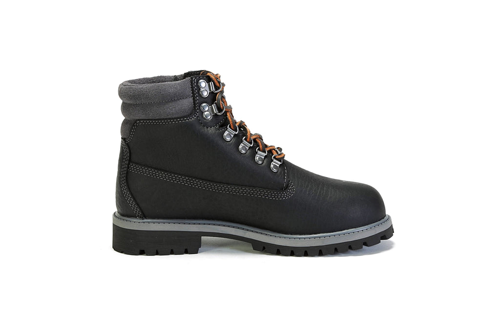 "Junior's 6"" Premium 640 Below Boots (M) - Black/Black"