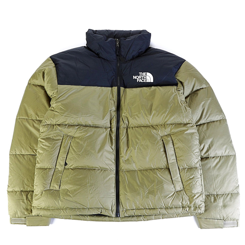 1996 Retro Seasonal Nuptse Jacket - Tumbleweed Green – PRIME 2f62066ed