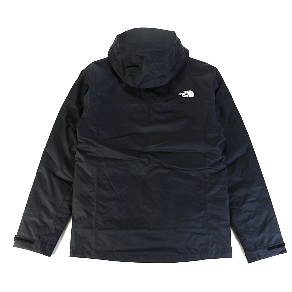 Altier Down Triclimate Jacket - Black/Black