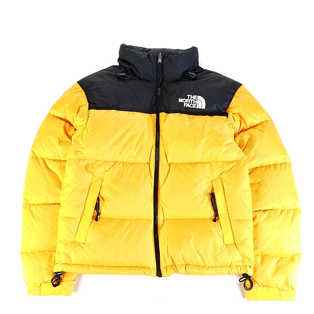 1996 Retro Seasonal Nuptse Jacket - Yellow