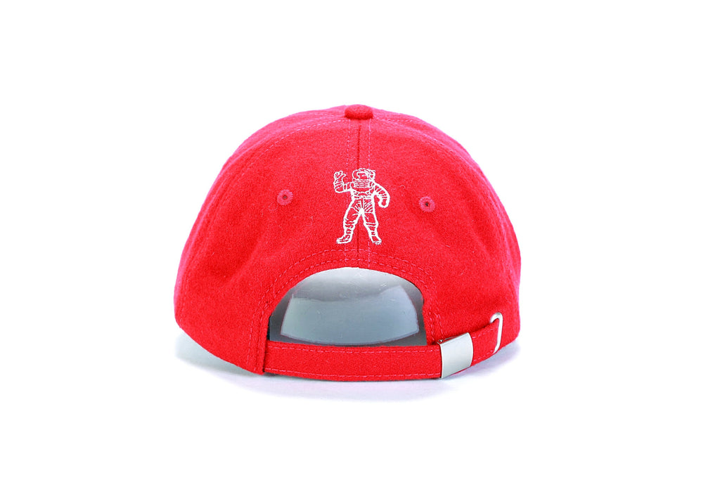 BB Arch Classic Strapback Hat - Tango Red