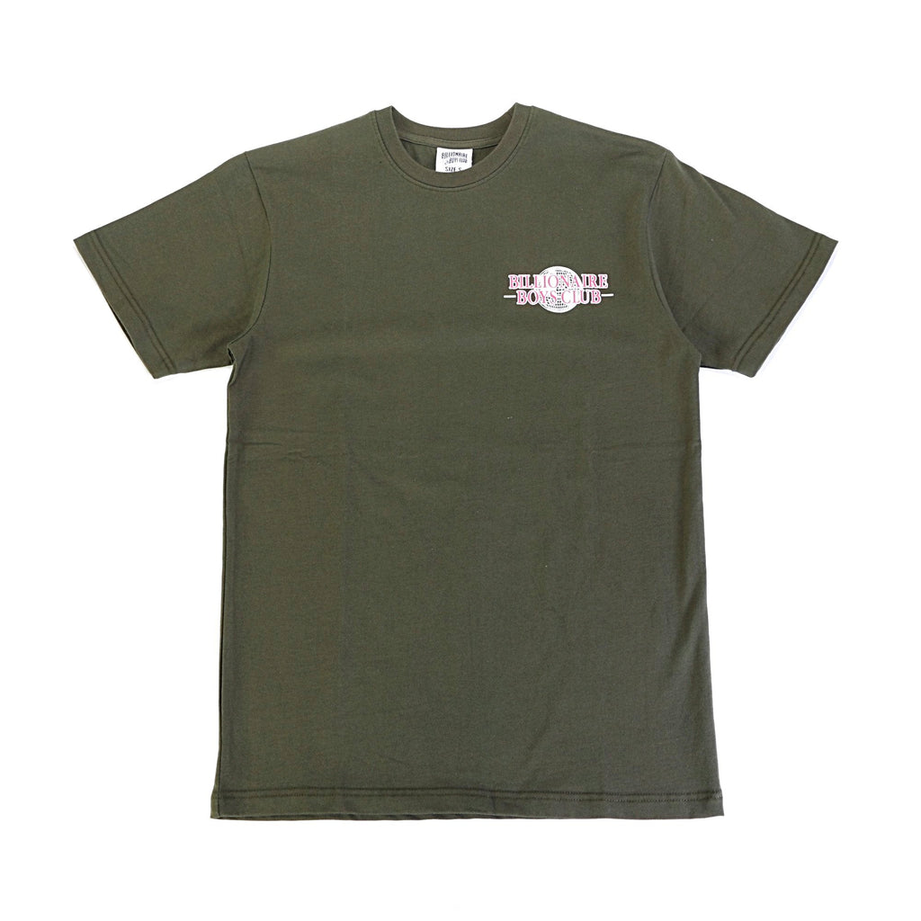 BB International SS Tee - Forest Night