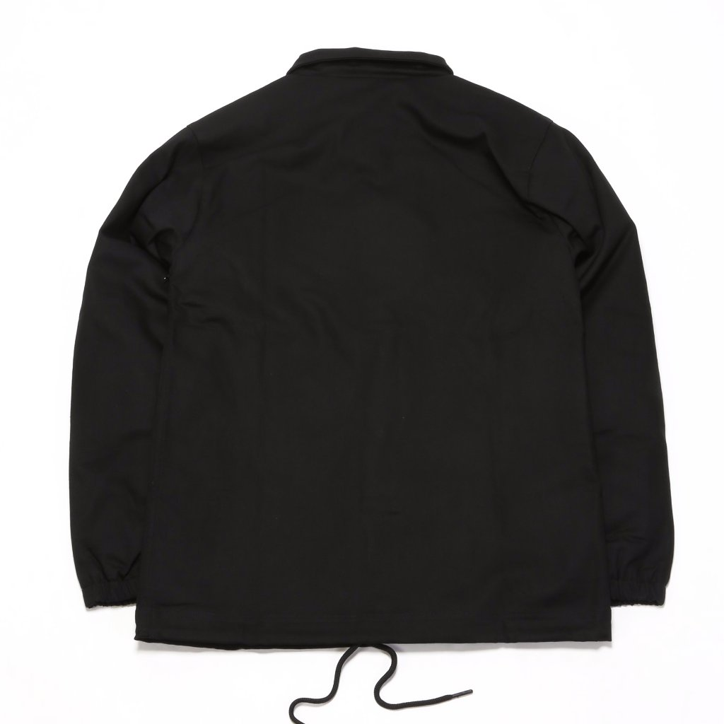 Coach Jacket Knit - Black