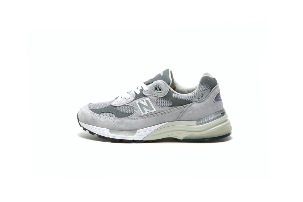 992 Made in US (D) - Grey/White