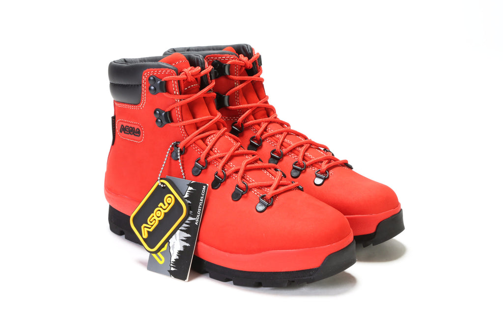 Supremacy Boot - Red