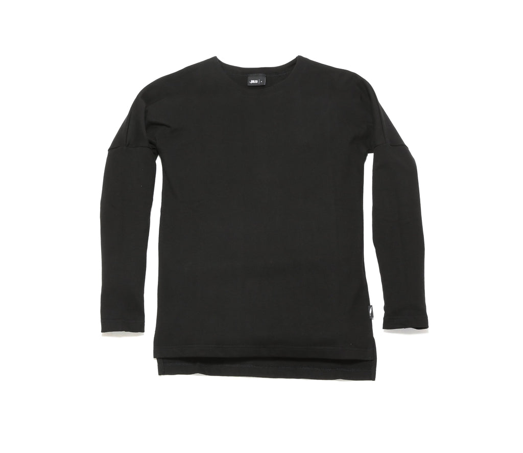 Ayaan Knit Shirt - Black