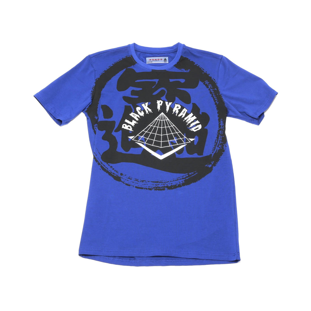 Congee T-Shirt - Blue
