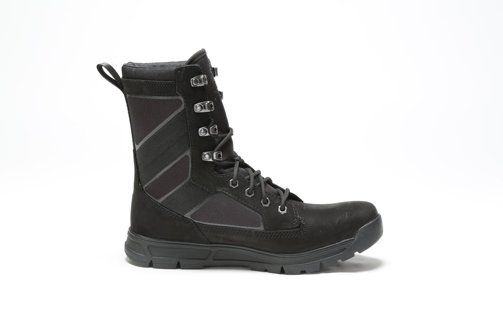 Field Guide Tall Boot - Black/Jet Black
