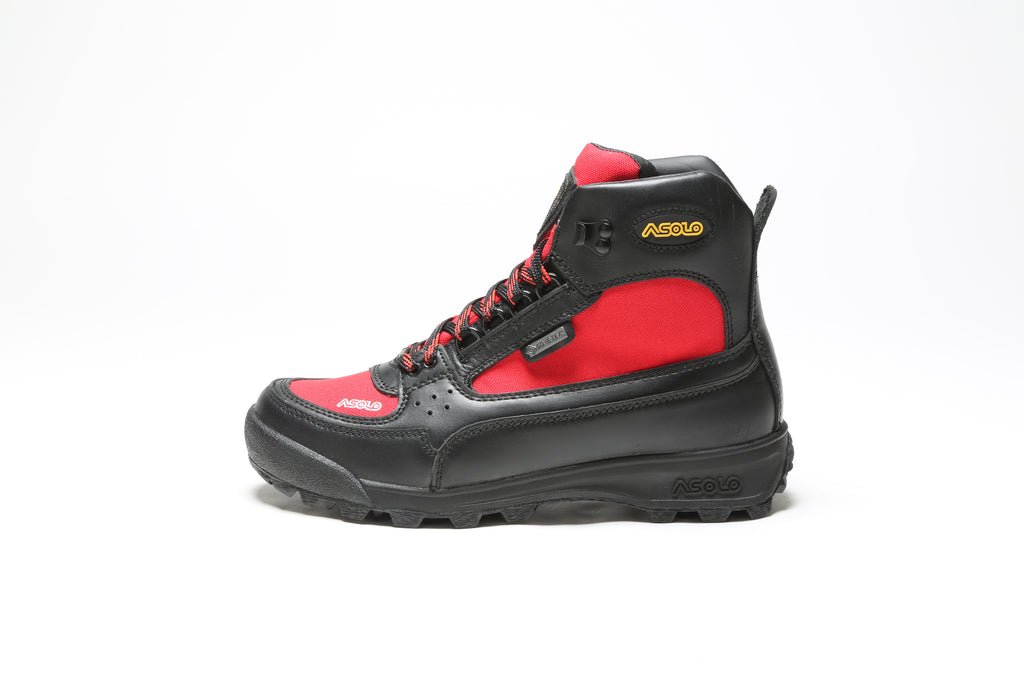 Skyriser Boot - Black/Red