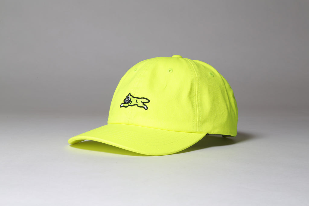 Okay! Dad Hat - Neon Yellow