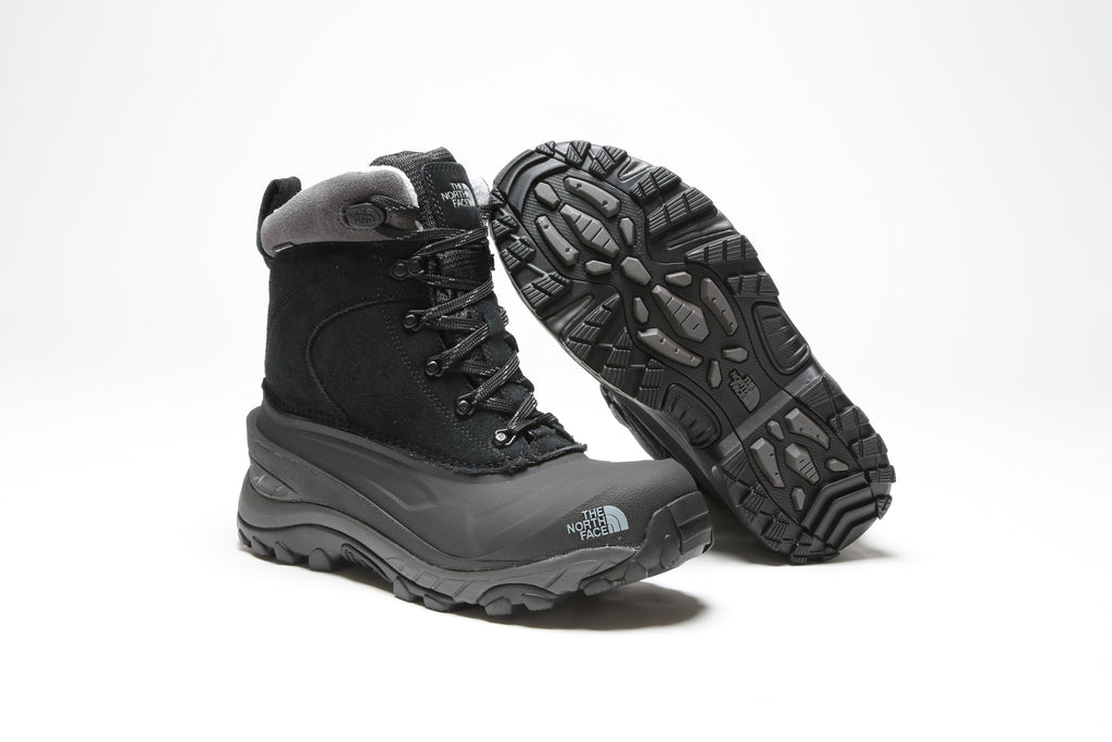 Chilkat III Boot - Black/Dark Gull Grey
