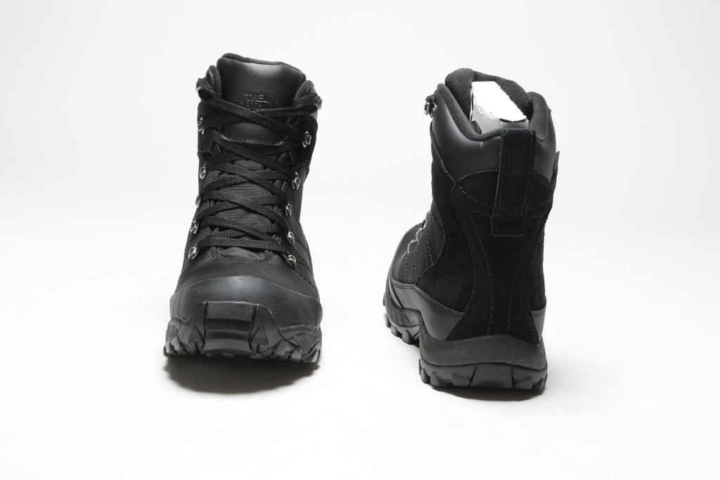 Chilkat Nylon Boots - Black/Black