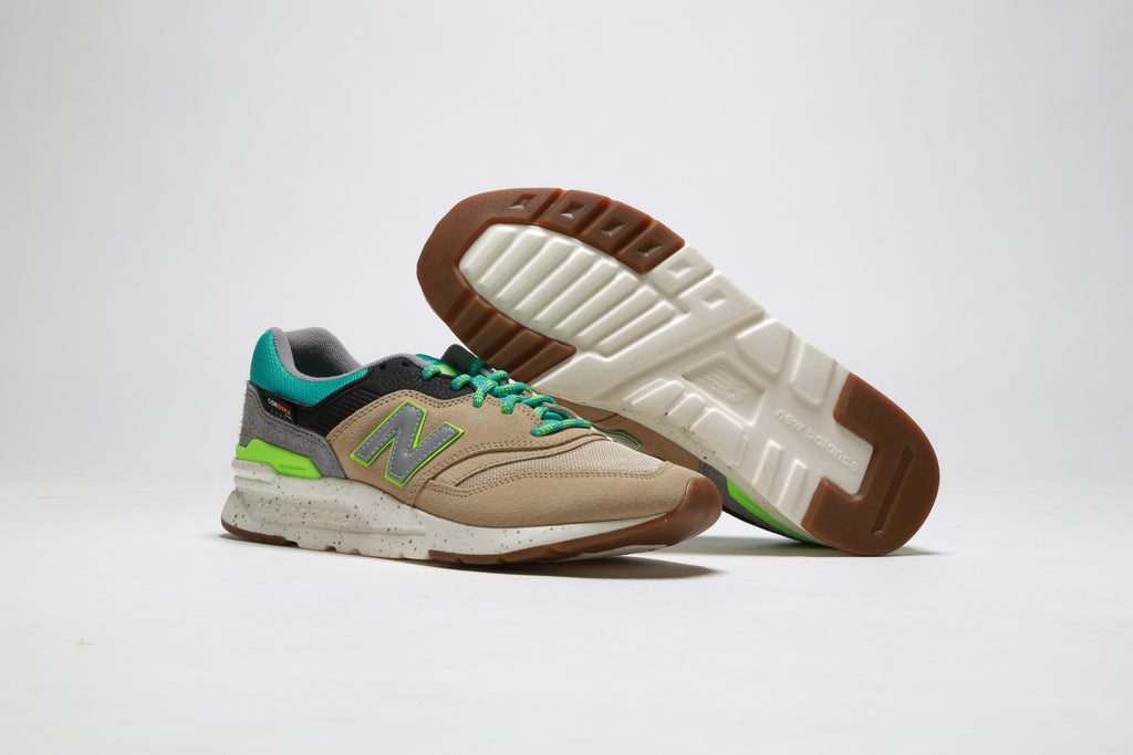 997H Suede (D) - Incense/Tidepool