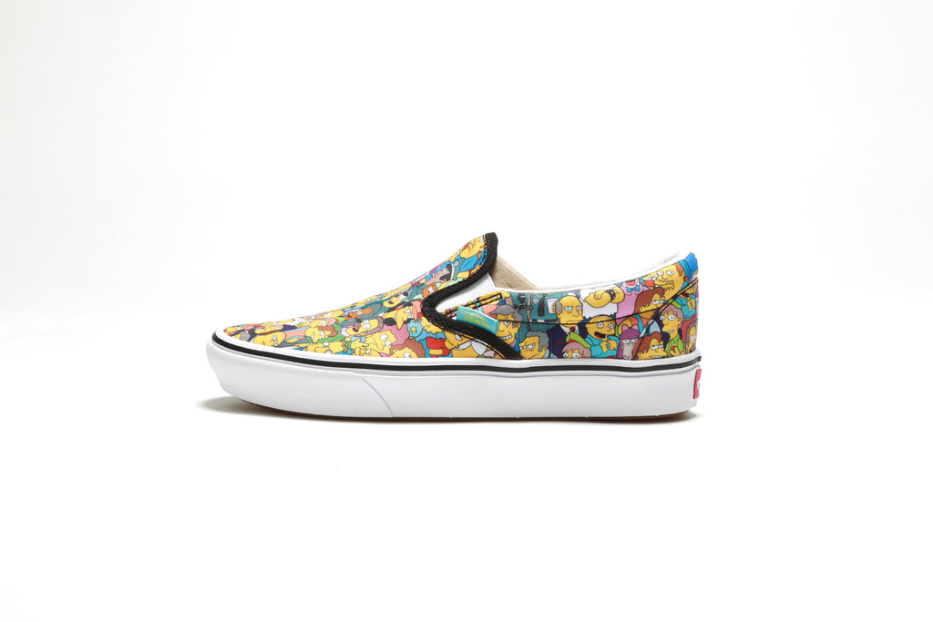 Comfycush Slip-On - (The Simpsons) Springfield