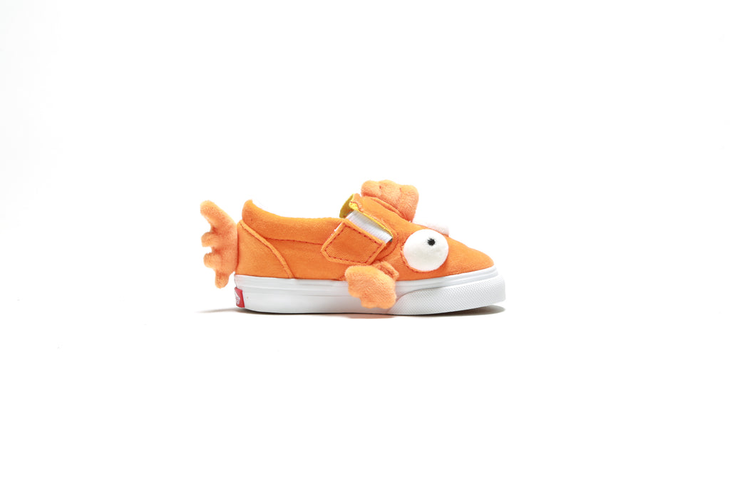 Toddler's Fish Slip-On - (The Simpsons) Blinky