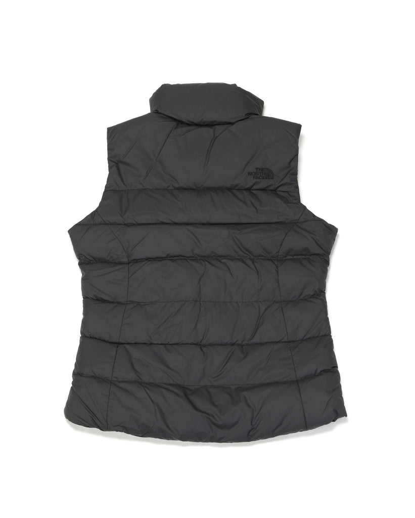 Women's Nuptse Vest - Black