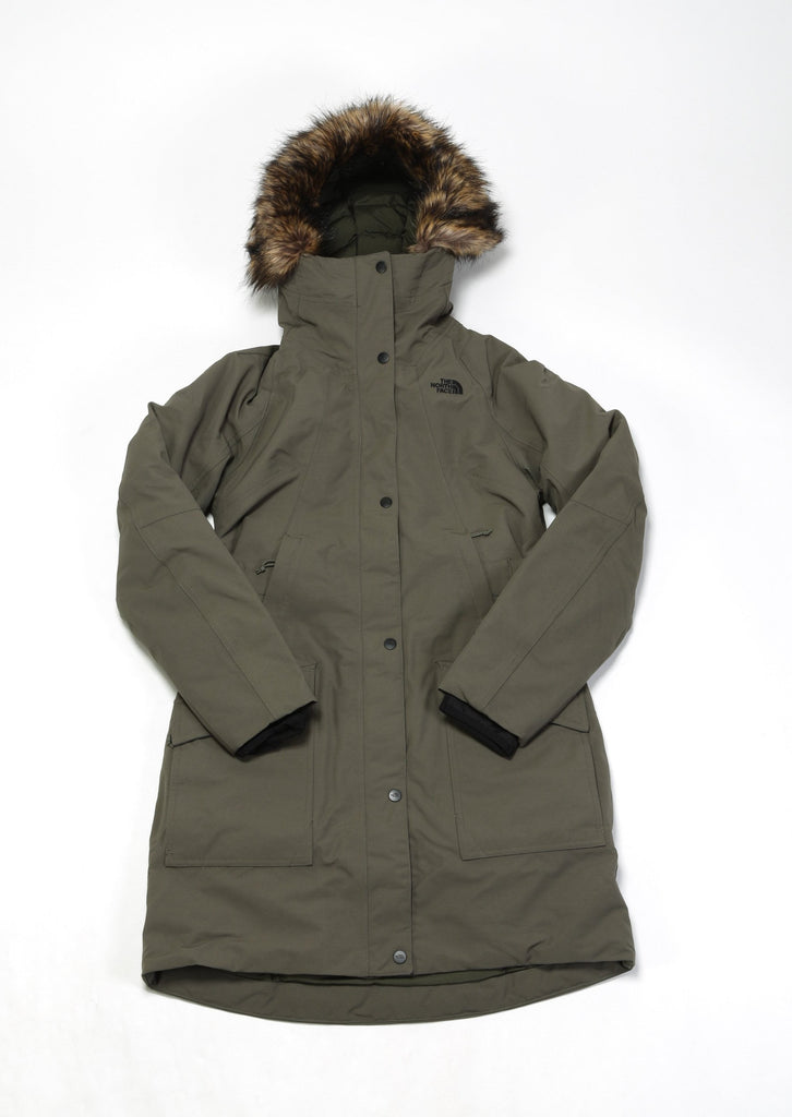 Women's Outer Boroughs Parka - New Taupe Green [PAST SEASON - SALE]