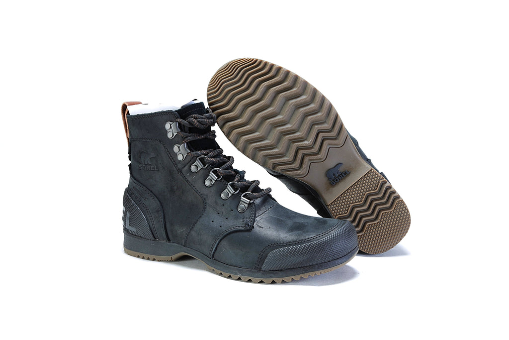 Ankeny Mid Hiker - Black/Tobacco