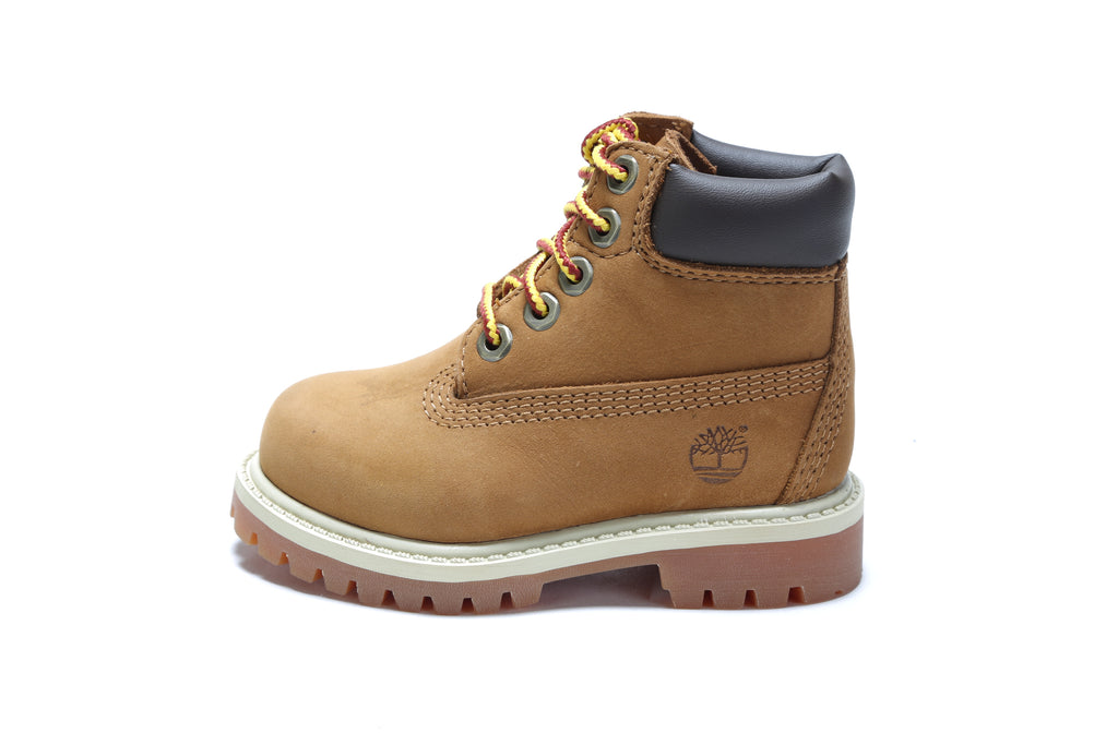 "Toddler's 6"" Premium Boots (M) - Rust"