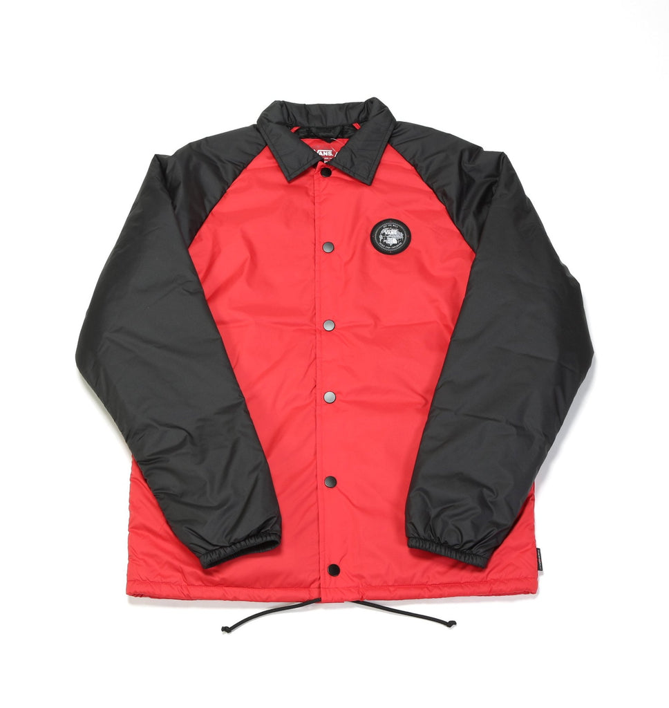 Torrey Jacket - (Vans X The North Face) Red