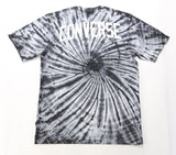 Tie Dye Multi Graphic Tee - White Multi