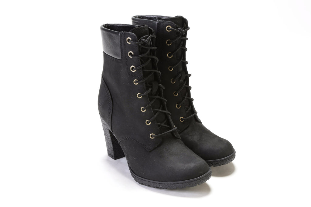 "Women's Glancy 6"" Boots (M) - Black"