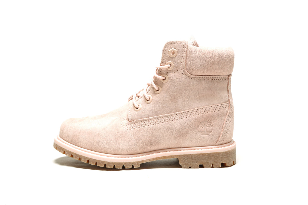 "Women's 6"" Premium Boots (M) - Light Pink/Cameo Rose"