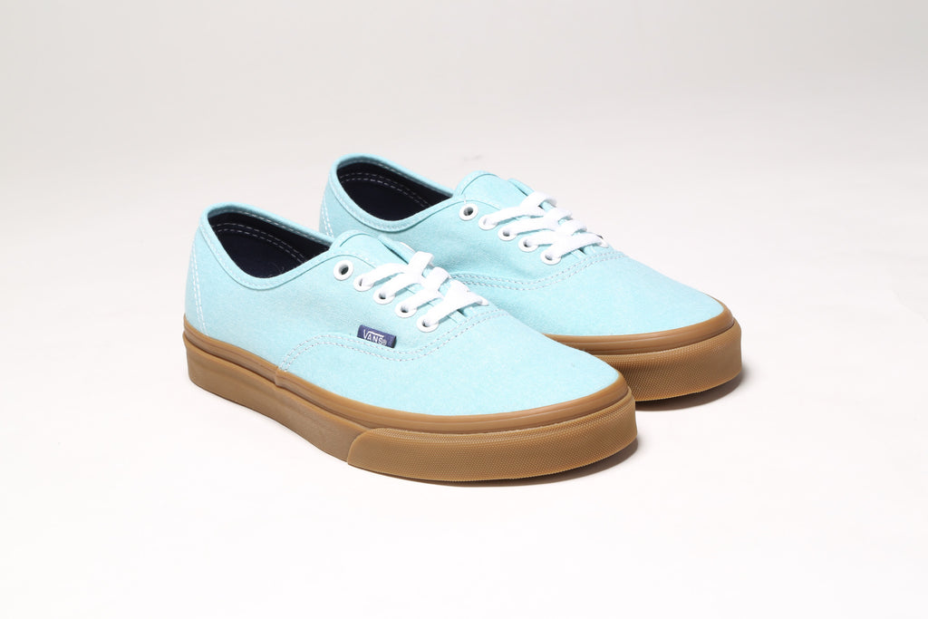 Authentic - (Washed Canvas) Blue Radiance/Gum