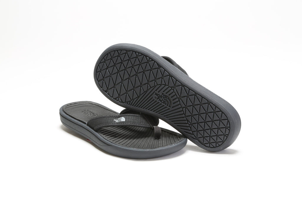 Women's Base Camp Lite Flip-Flop - Black/Griffin Grey