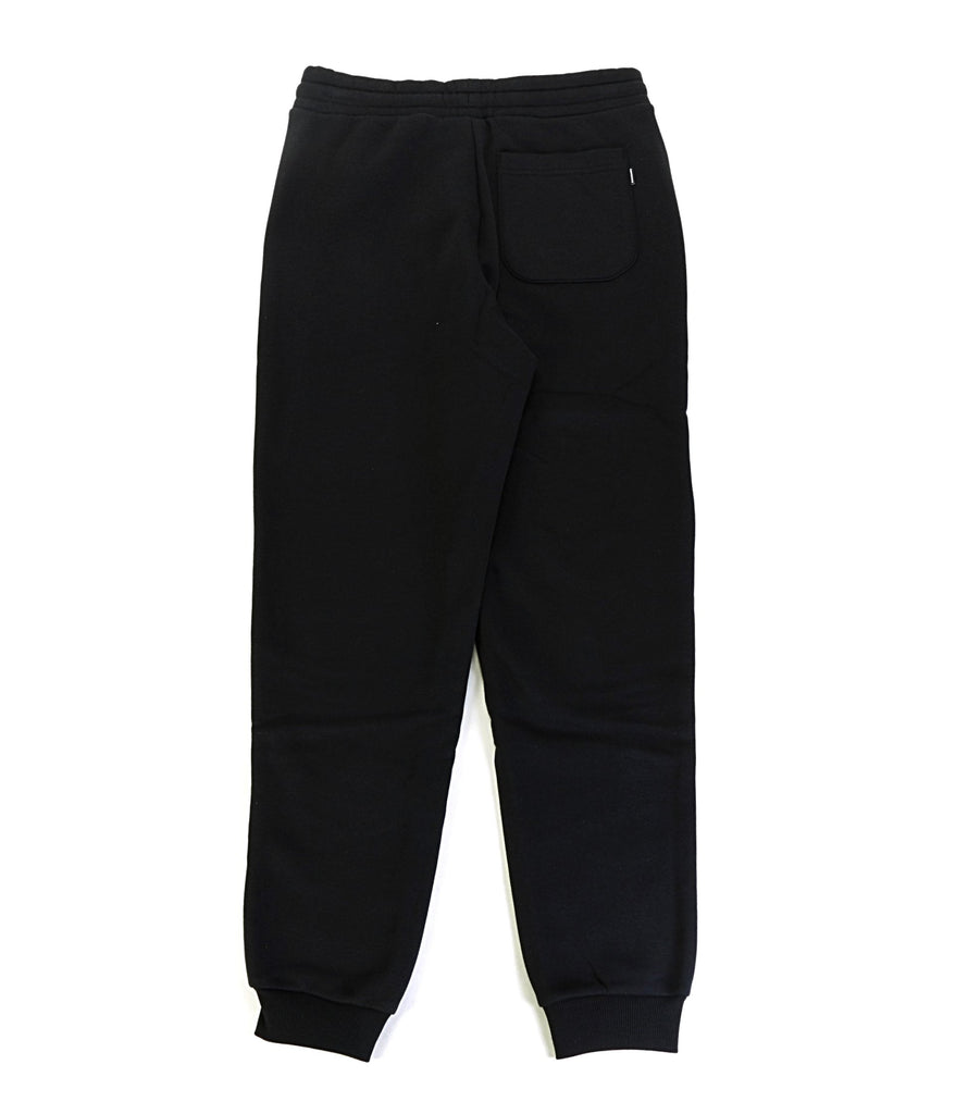 Star Chevron EMB Pant - Black