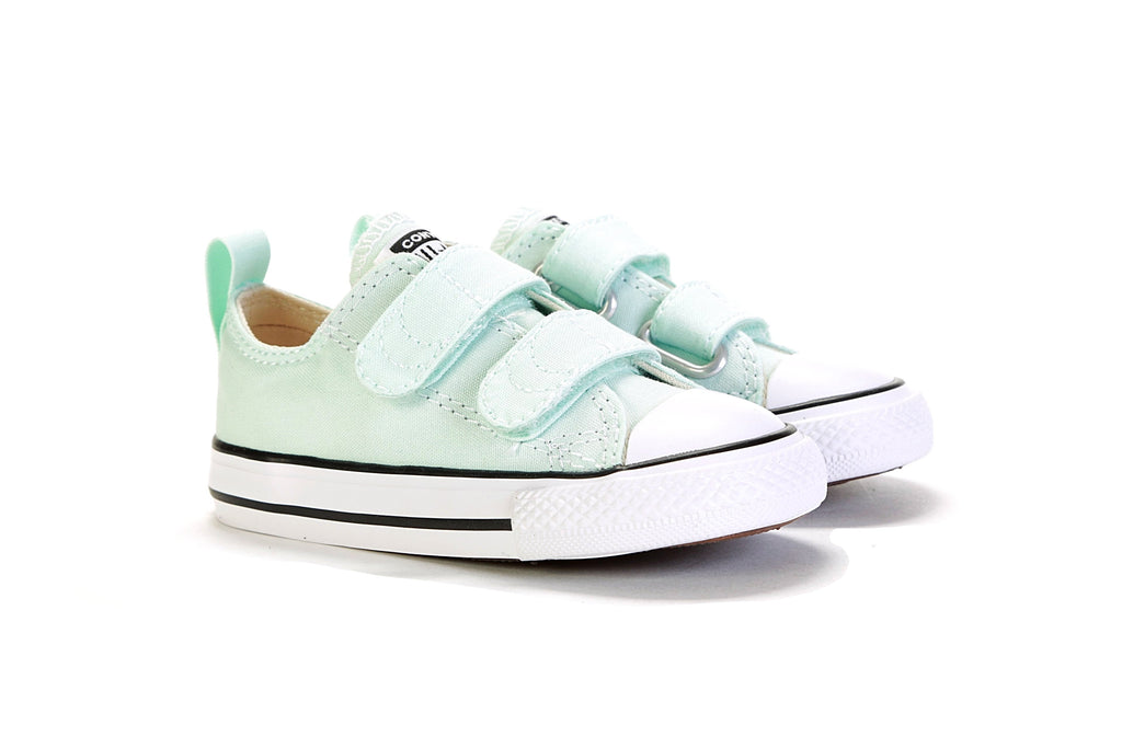 Infants CTAS 2V Ox - Teal Tint/Natural Ivory/White