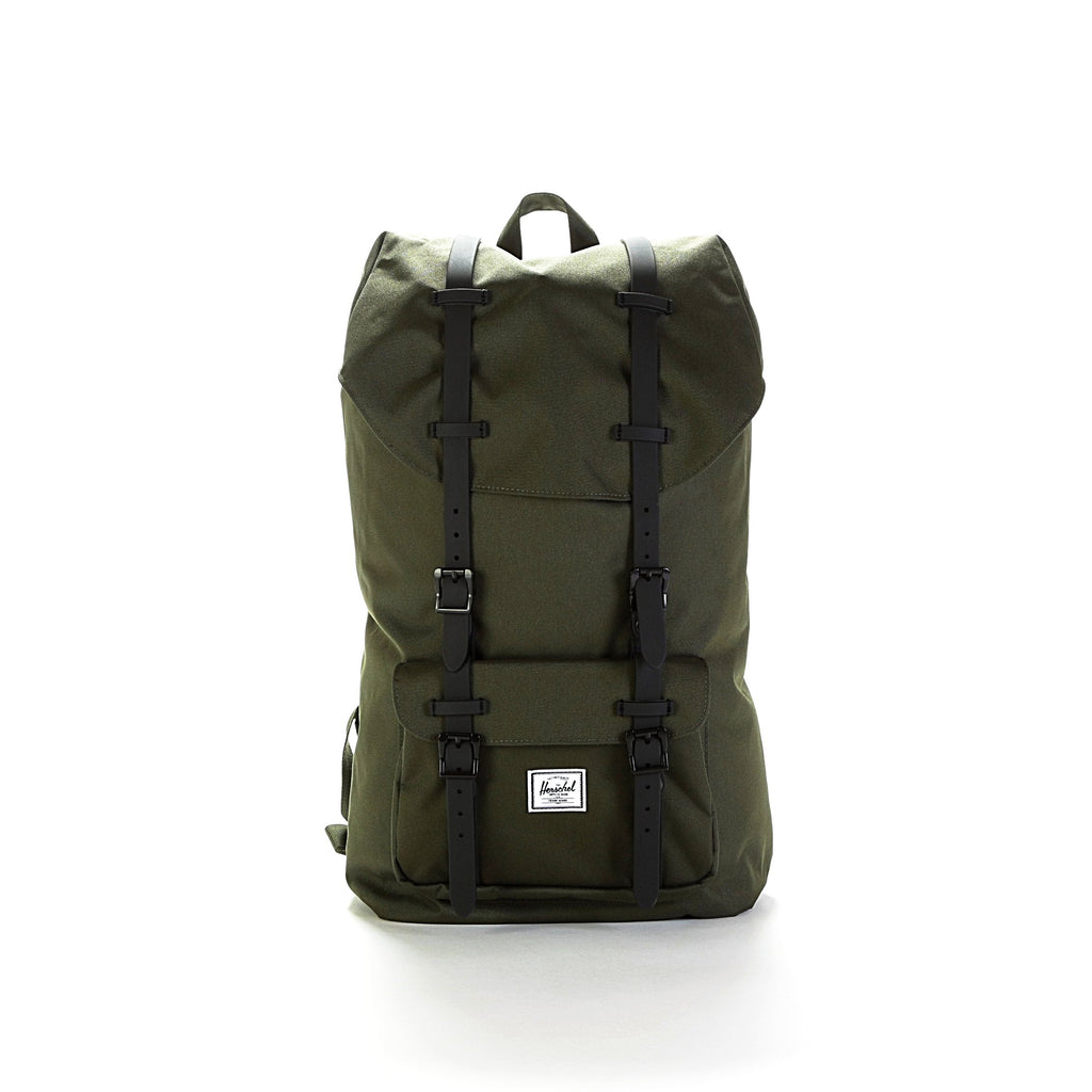 Little America Backpack - Forest Night/Black