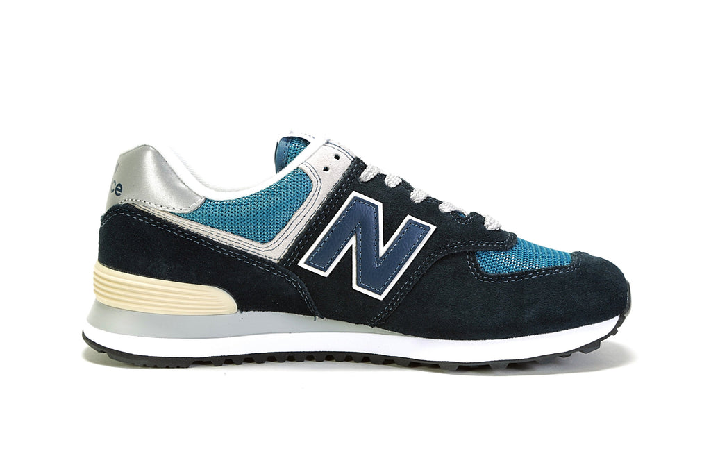 574 Core (D) - Dark Navy/Marred Blue