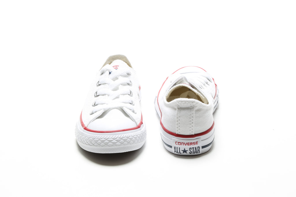 Youth's Chuck Taylor All Star Ox - Optical White