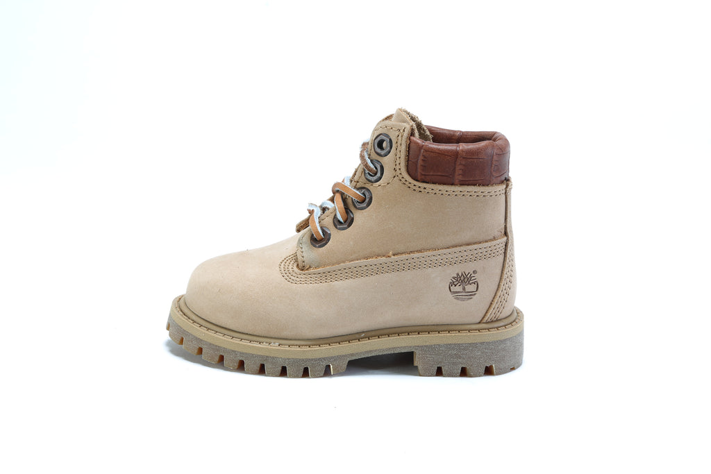"Toddlers' 6"" Premium Boot (M) - Medium Beige"