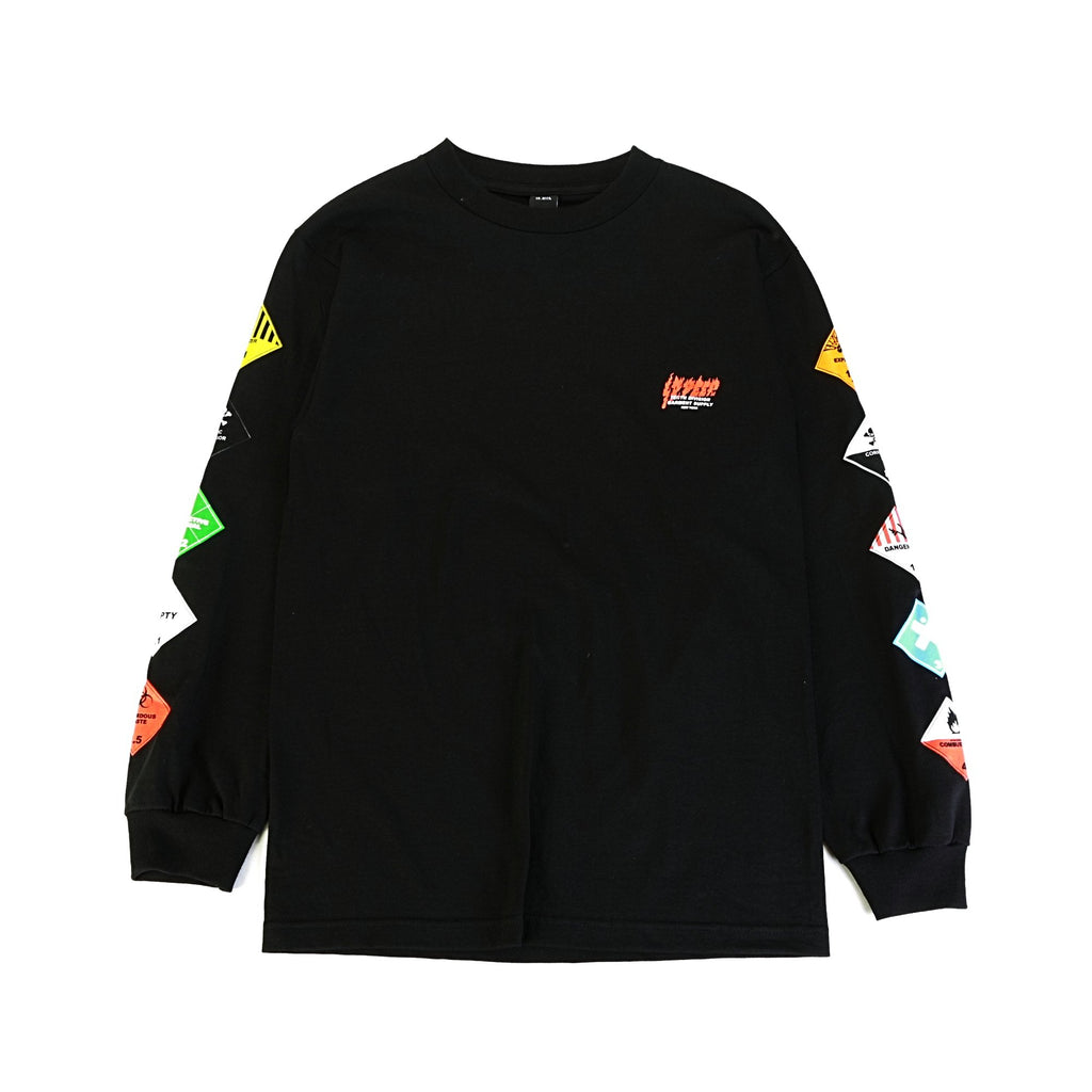Prohibited LS Tee - Black