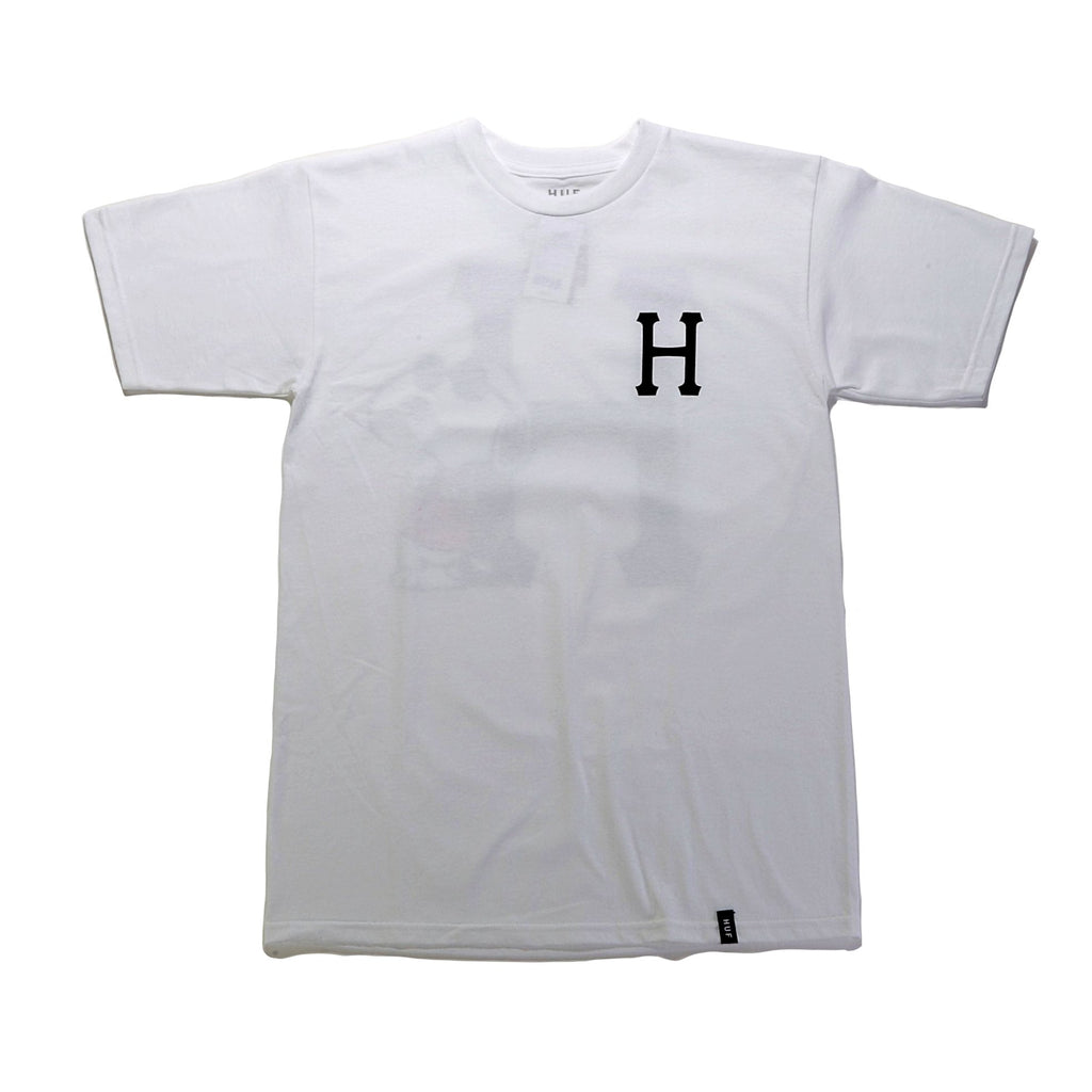 Peanuts Joe Cool Classic H S/S Tee - White